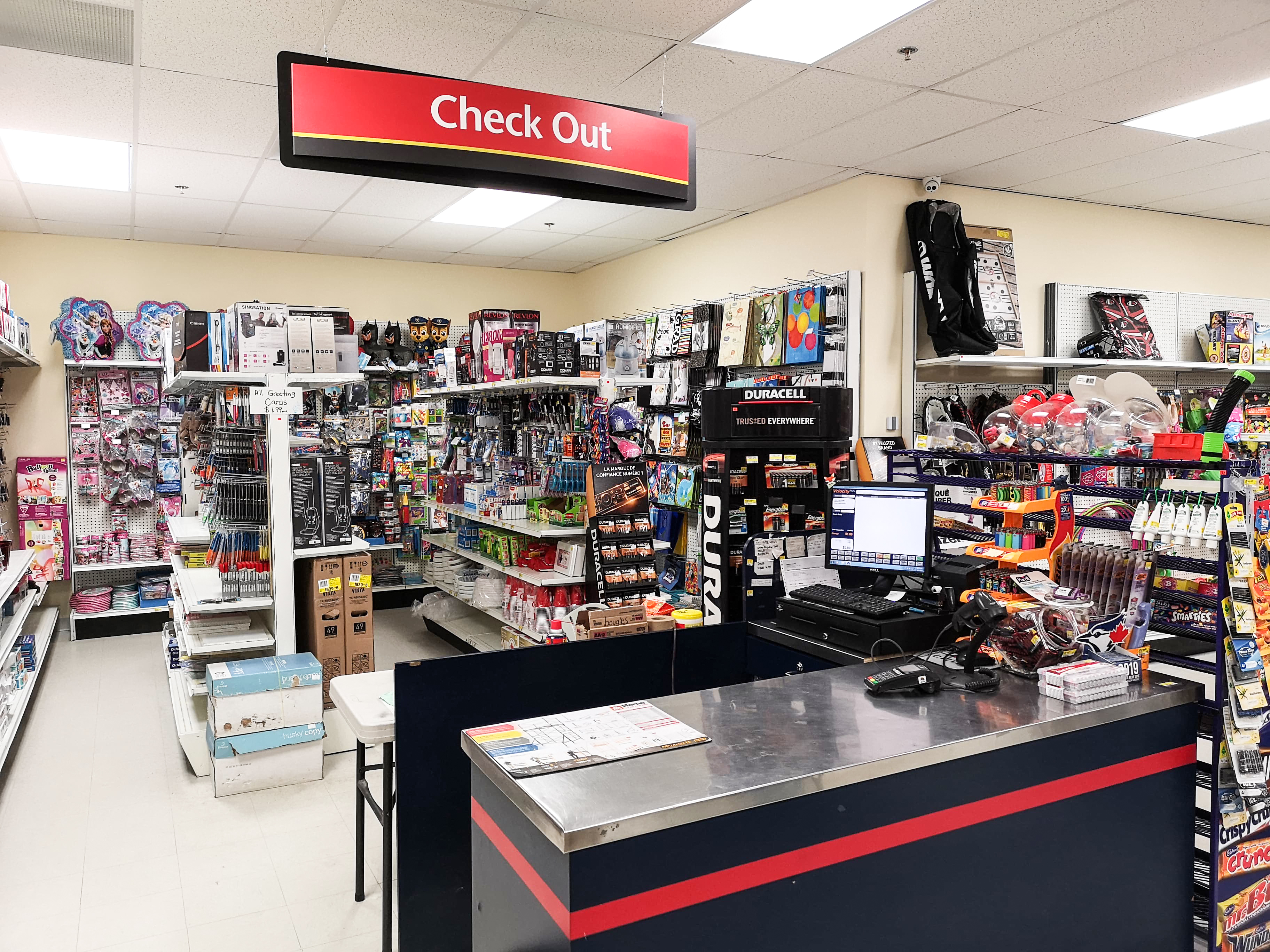 Harddware Checkout